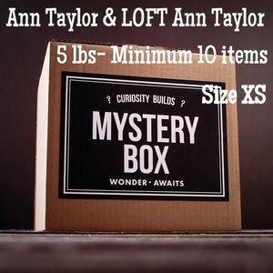 Ann Taylor & Ann Taylor LOFT Mystery Box XS/ 0-2